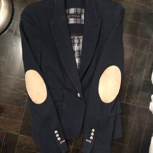 Zara xs navy blazer